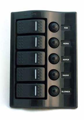 panel-5-interruptores-color-negro